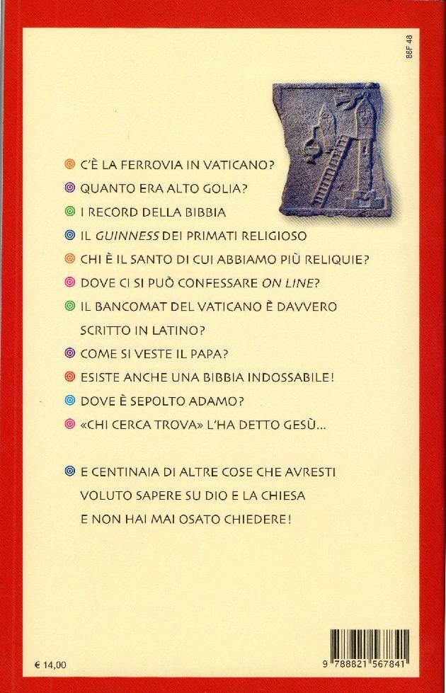 Vaticano e stipendi. Papa, Vescovi, Cardinali e Preti   (3/3)